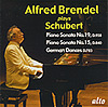 BRENDEL Plays Franz Schubert
