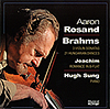 BRAHMS: 3 Violin Sonatas, 21 Hungarian Dances