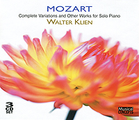 MOZART: Complete Variations and Other Works for Solo Piano - 3CD