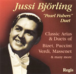 JUSSI BJÖRLING: Classic Arias & Duets