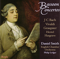 BAROQUE BASSOON CONCERTOS