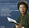 BAKER, JANET: English Song Anthology