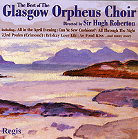 Choral Collection: Best of the Glasgow Orpheus Choir