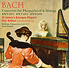 BACH: Harpsichord Concertos 2,3,7 and Italian