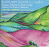English Song Cycles: James Griffett