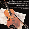 Beethoven and Mozart: Violin Concertos