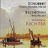 SCHUBERT: Piano Sonata No. 16 Beethoven: Bagatelles Op. 33, 119, 126