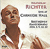 RICHTER: Live at Carnegie Hall