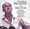 Richter In Recital