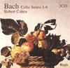 BACH: Complete Cello Suites 1-6 2CD