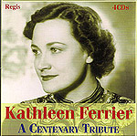 Kathleen Ferrier: A Centenary Tribute