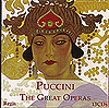 PUCCINI: The Great Operas - 13 CD Set