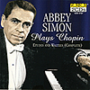 Abbey Simon play Chopin - Etudes Op.10 & Op.25